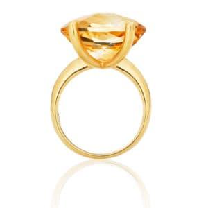 Precious ring